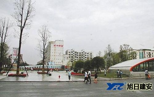 龙泉驿音乐广场中央空调安装