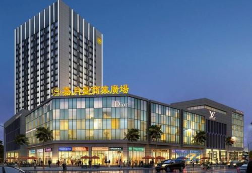 西昌嘉月台酒店中央空调安装