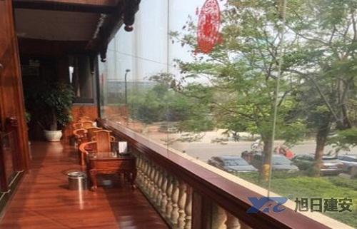 半岛城邦茶楼中央空调安装