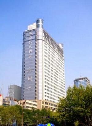 中铁名人大厦酒店中央空调安装