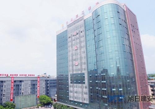 什邡第二医院中央空调安装