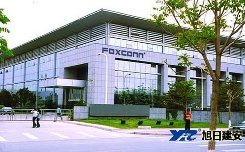 富士康科技集团成都厂区中央空调安装