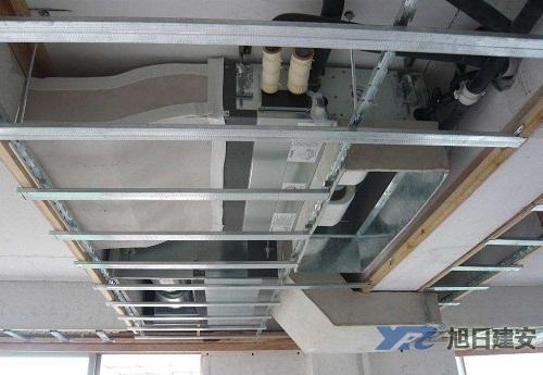 室内中央空调安装应该注意些什么?