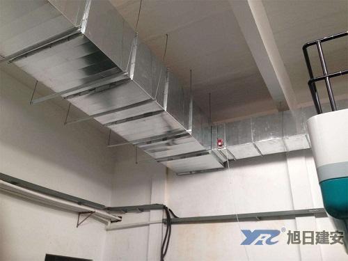 医院中央空调安装实例