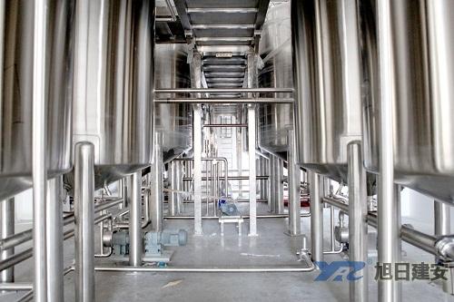工厂中央空调节能安装