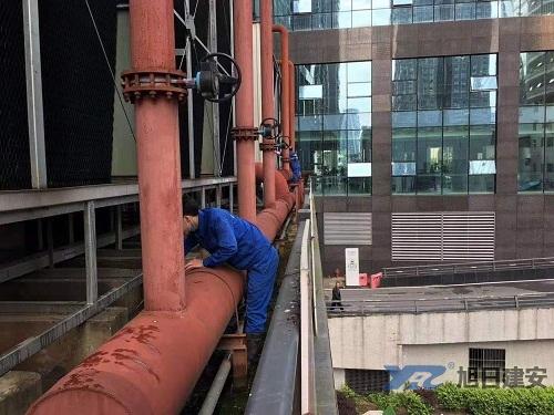 四川办公楼中央空调清洗维护