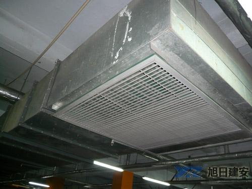 成都中央空调清洗