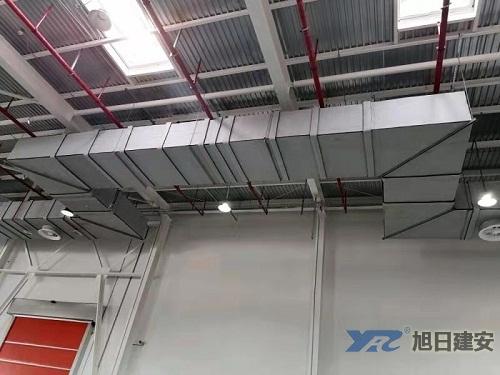 中央空调风管制作安装