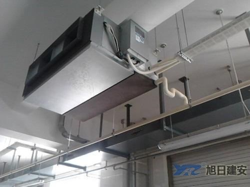 中央空调安装风机盘管