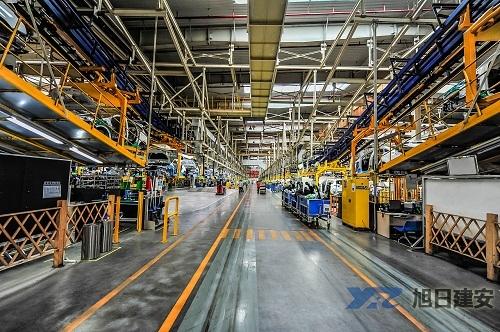 工厂中央空调安装
