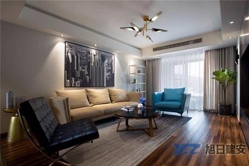 客厅中央空调安装